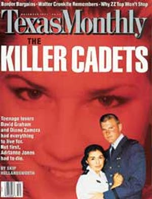 Cover of Texas Monthly December 1996
