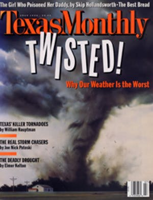 Cover of Texas Monthly July 1996