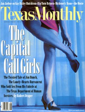 Cover of Texas Monthly August 1994