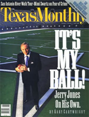 Cover of Texas Monthly June 1994