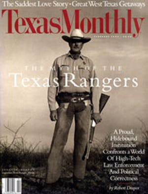 Cover of Texas Monthly February 1994