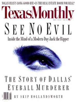 Cover of Texas Monthly May 1993