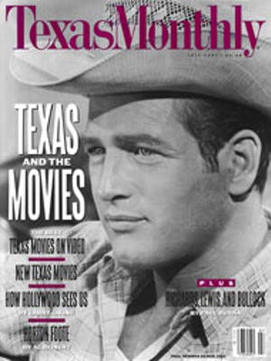 Cover of Texas Monthly July 1991