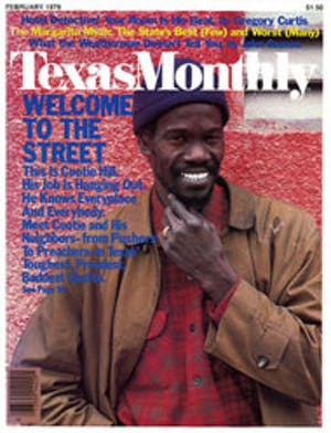 Cover of Texas Monthly February 1979