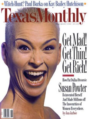 Cover of Texas Monthly November 1993