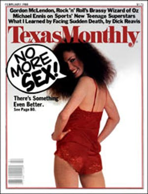 Cover of Texas Monthly February 1980