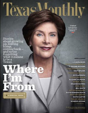 Cover of Texas Monthly June 2010