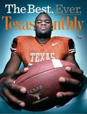Cover of Texas Monthly February 2006