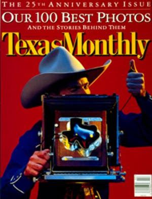Cover of Texas Monthly February 1998