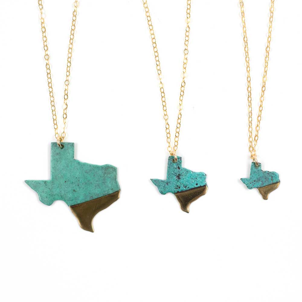 Turquoise Texas Necklace