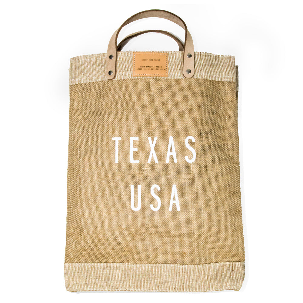 Texas USA Market Bag
