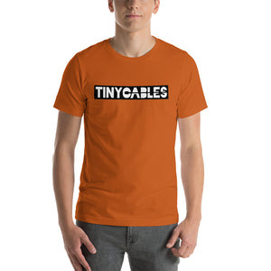 TINY Cables Short-Sleeve Unisex T-Shirt