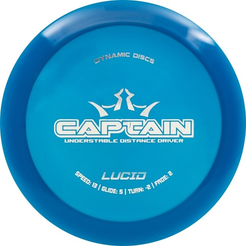 Dynamic Discs Captain