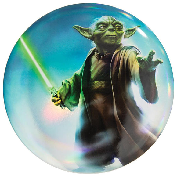 Star Wars Yoda Disc Golf Buzzz Cover Photo
