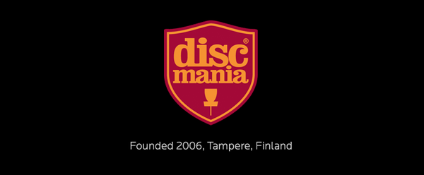 Discmania Flight Path Logo
