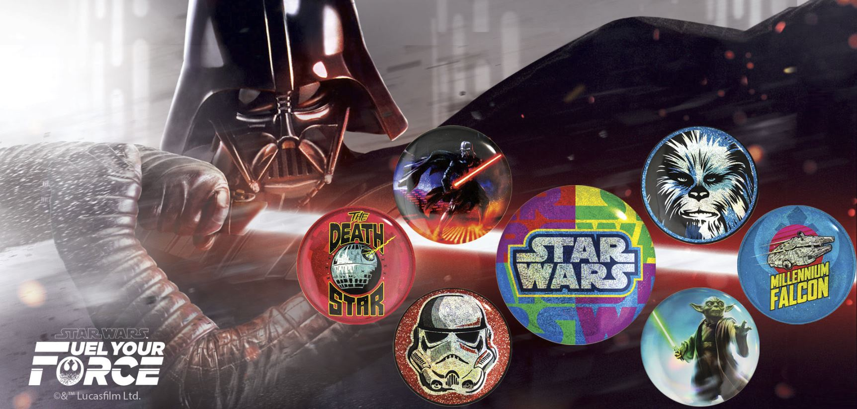 Star Wars Disc Golf Discraft
