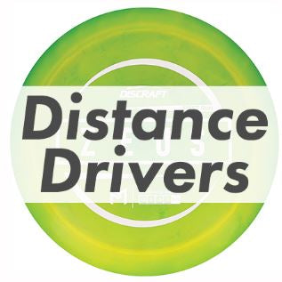 Discraft Distance Drivers