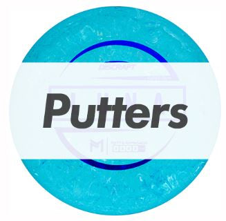 Dynamic Discs Putters