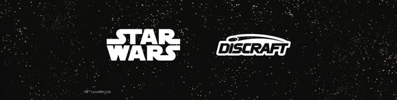 Star Wars Disc Golf