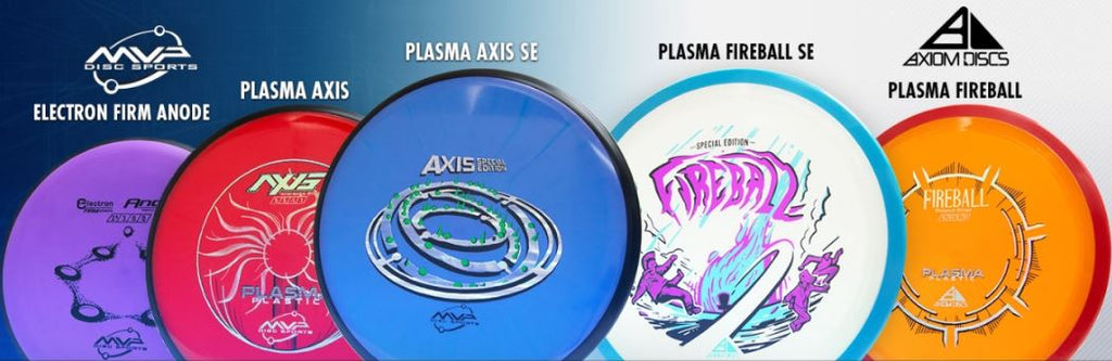 MVP and Axiom New Pre-Sale Released Discs