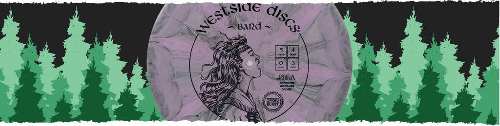 Westside Discs Bard Review Cover Photo