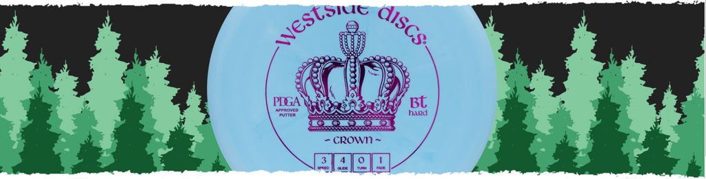Westside Discs Crown Cover Photo