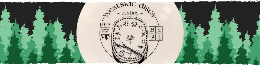 Westside Discs Destiny Cover Photo