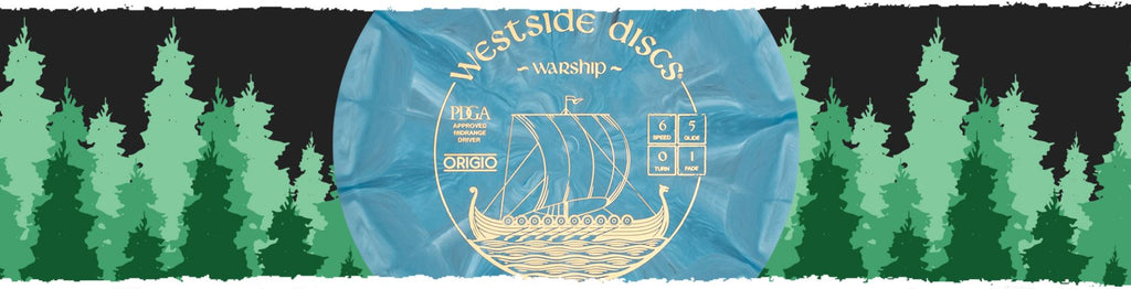 Westside Discs Warship Cover Photo