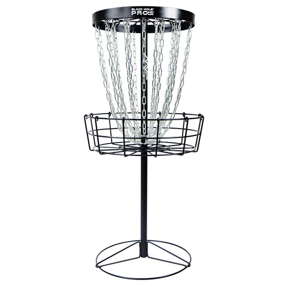 MVP Black Hole Pro Version 2 Disc Golf Basket