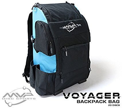 [Product_vendor], [Product_type], Voyager Backpack - Disc Golf Shopping