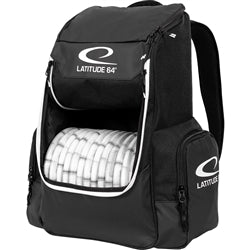 Core Backpack by Latitude 64 Black Bag photo
