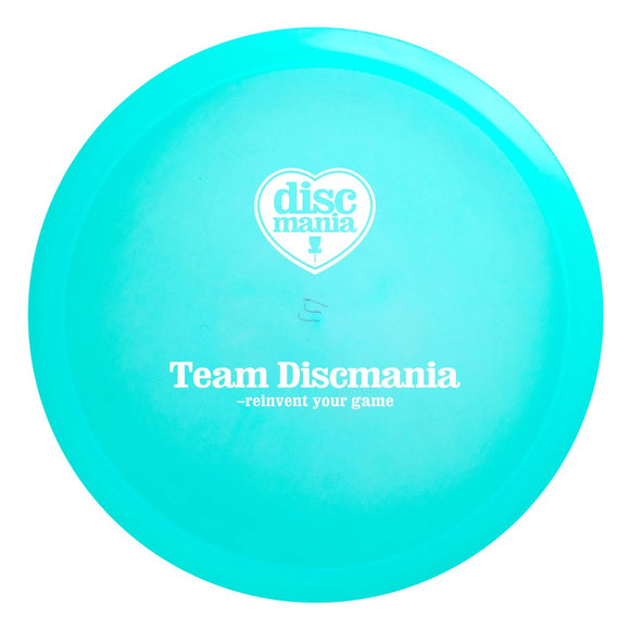 Discmania C-Line MD (Team Stamp Heart)