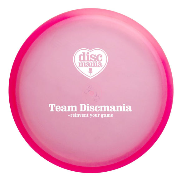 Discmania C-Line P2 (Team Stamp Heart)