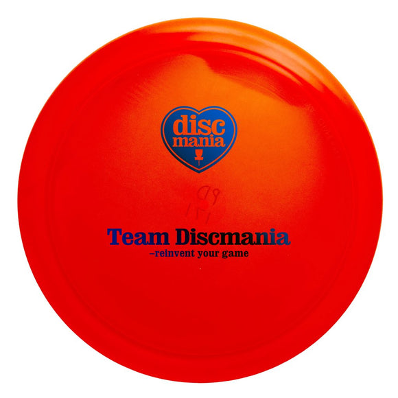 Discmania C-Line PD (Team Stamp Heart)