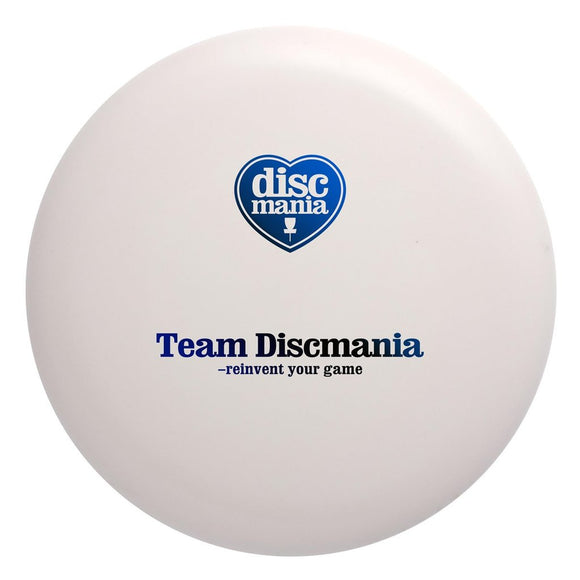 Discmania Stiff P-Line P2 (Team Stamp Heart)