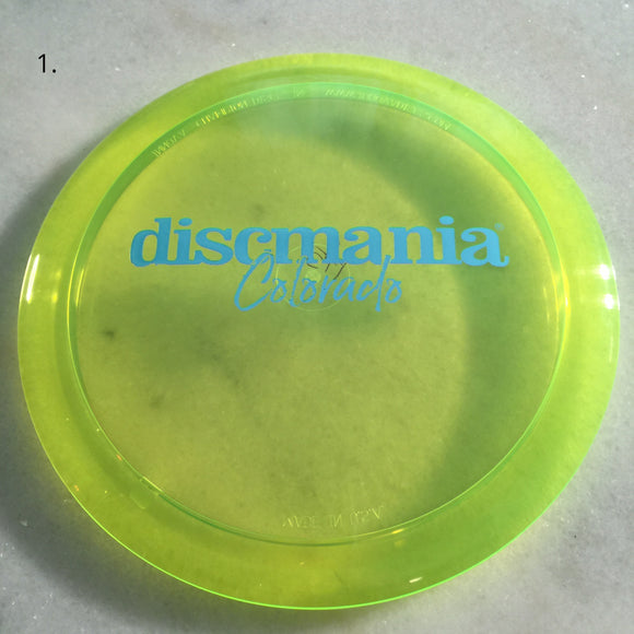 Discmania C-Line CD2 Light Green