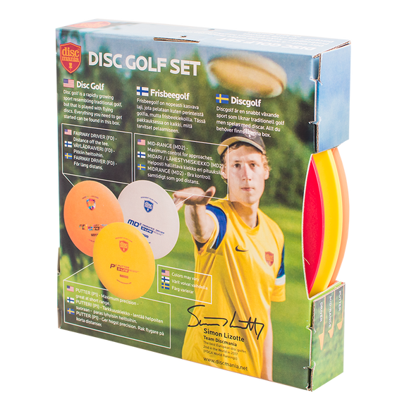 [Product_vendor], [Product_type], Discmania Disc Golf Set 3PC - Disc Golf Shopping