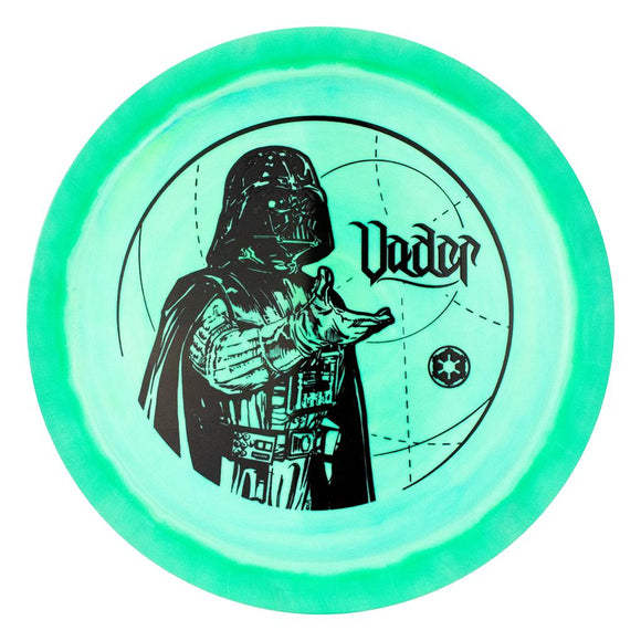 Discraft Jawbreaker Zone Darth Vader Circle