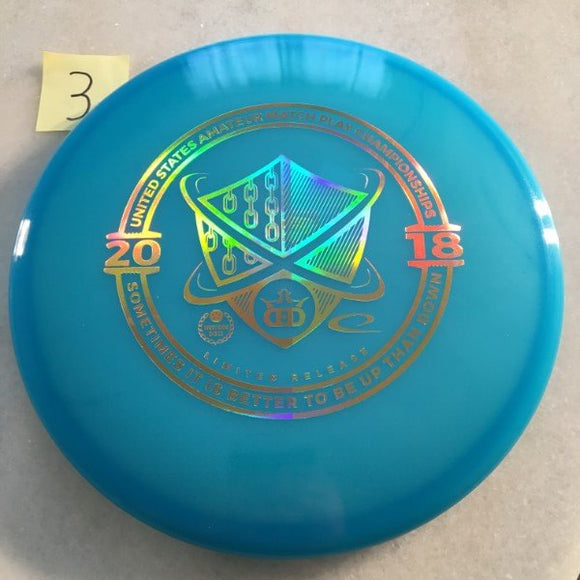 Dynamic Discs Moonshine USAMPC Judge Blue