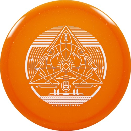 Dynamic Discs Lucid EMAC Truth HSCO Stamp