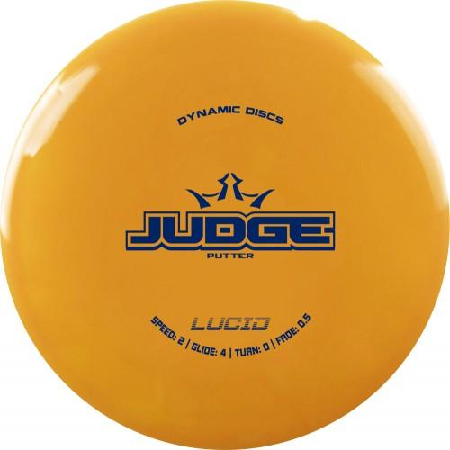 Dynamic Discs Lucid Judge