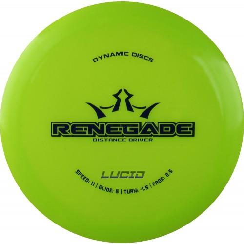 Dynamic Discs Lucid Renegade