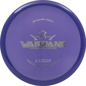 Dynamic Discs Lucid Warrant