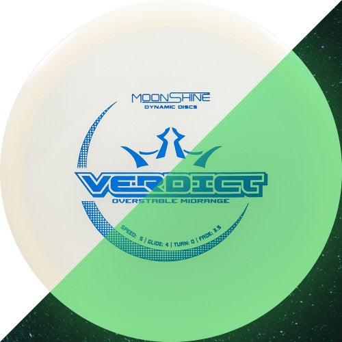 Dynamic Discs Moonshine Verdict