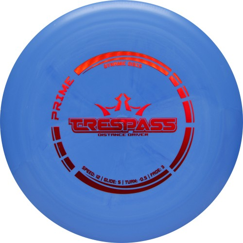 Dynamic Discs Prime Trespass