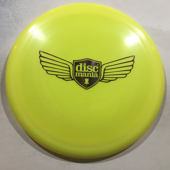 DD P-Line (Wings Stamp)