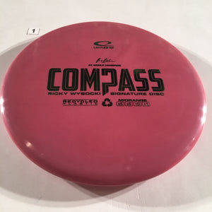 Latitude 64 Recycled Compass