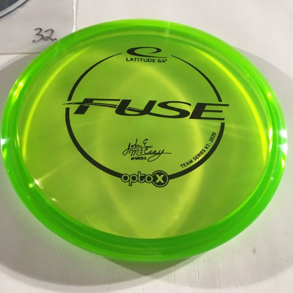 Fuse Opto-X (2020 Team Series)