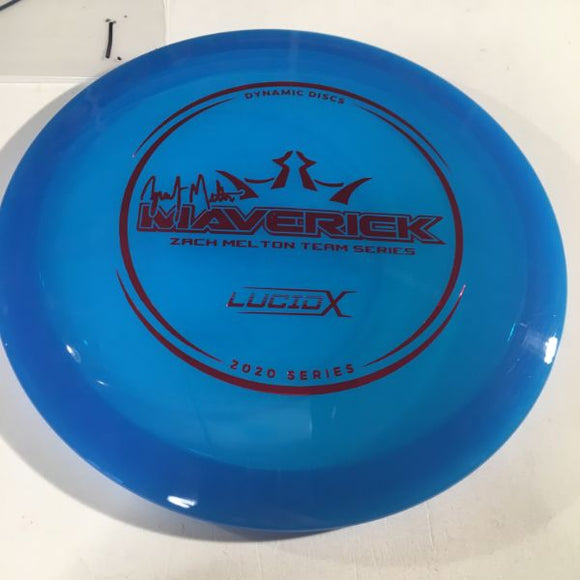 Maverick Lucid-X (2020 Team Series)