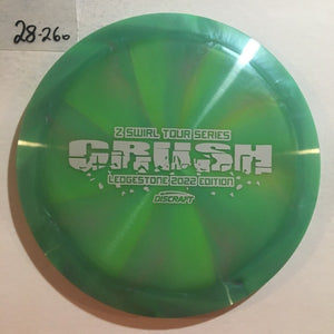 Dynamic Discs Prime Burst Trespass
